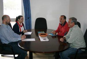 Reunião com Palmela desporto